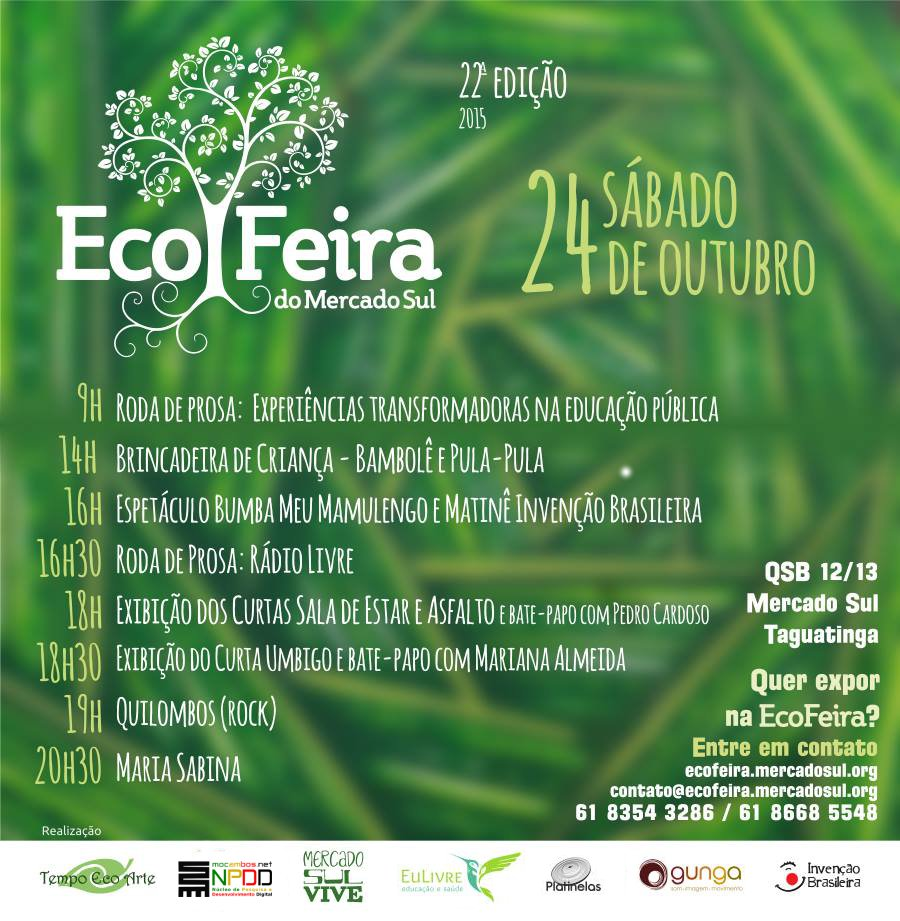 Cartaz XXII Eco Feira